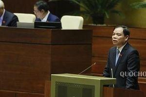 Bộ trưởng Nguyễn Xuân Cường: Việt Nam sẽ tập trung phát triển chế biến hải sản