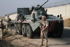 Quân cảnh Nga và biên phòng Thổ Nhĩ Kỳ tuần tra chung ở bắc Syria