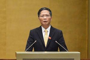 Bộ trưởng Trần Tuấn Anh: Tịch thu ô tô chứa 'đường lưỡi bò' phi pháp