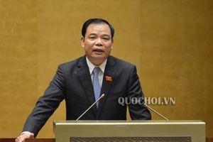 Chất vấn lĩnh vực nông nghiệp: Bộ trưởng Nguyễn Xuân Cường đã nắm rất chắc vấn đề Các Bộ trưởng cần thể hiện trách nhiệm và đề ra giải pháp, lộ trình cụ thể để thực hiện