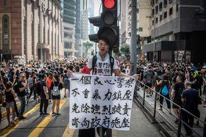 Trung Quốc ủng hộ nhiều biện pháp mạnh tay để trấn áp biểu tình Hong Kong