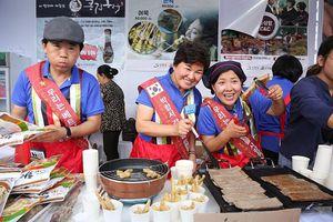 Lễ hội Văn hóa và Ẩm thực Hàn - Việt 2019 quy tụ nghệ sĩ nổi tiếng 2 nước