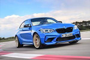 Chi tiết BMW M2 CS 2020 - đối thủ của Porsche Cayman GT4