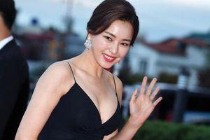 Vẻ gợi cảm của hoa hậu đẹp nhất Hàn Quốc