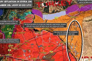 Mỹ áp mô hình hiểm, bán dầu Syria nuôi người Kurd