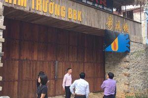 Chủ nhân công trình 'bí mật' trên núi Lạng Sơn lên tiếng về nghi vấn là phim trường của nhóm người Trung Quốc