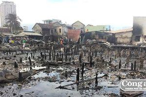 Cồn Nhất Trí sau 3 năm khi bị cháy rụi: Bỏ hoang đến bao giờ?