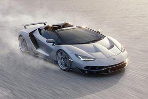 Nhìn lại những siêu xe Lamborghini sản xuất cực kì giới hạn