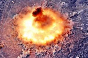 Không quân Nga sử dụng bom chân không tấn công những kẻ khủng bố tại Syria