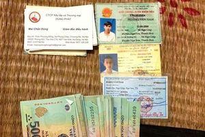 CSGT Thanh Hóa tìm chủ nhân chiếc ví có 20 triệu đồng