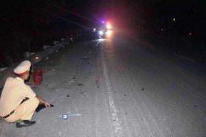 Quảng Trị: Xác định danh tính tài xế lái ô tô đâm 2 chị em nguy kịch rồi bỏ chạy