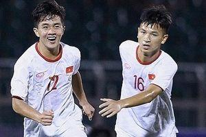 U19 Việt Nam ra quân thuận lợi tại vòng loại U19 châu Á