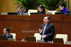 Bộ trưởng Lê Vĩnh Tân: Đảng, Nhà nước không quy định chức danh 'hàm'!