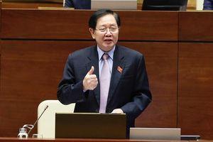 Bộ trưởng Lê Vĩnh Tân: 'Lúc 1 giờ sáng anh em cơ quan Bộ Nội vụ vẫn còn làm việc'