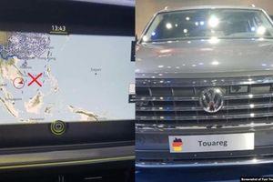 4.000 ô tô Trung Quốc nhập 9 tháng qua, bao nhiêu chiếc gắn bản đồ 'đường lưỡi bò'?