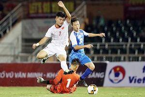 U19 Việt Nam hạ U19 Mông Cổ 3-0 trong ngày ra quân tại vòng loại U19 châu Á