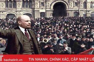 Cách mạng tháng Mười Nga - vầng dương sáng mãi