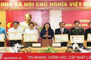 Phối hợp tuyên truyền pháp luật cho người lao động nước ngoài đang làm việc trên địa bàn Hà Tĩnh