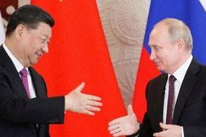 Nga – Trung Quốc: Tiến tới liên minh chiến lược?