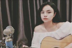 Sau chia tay Thái Trinh ẩn ý cover ca khúc 'Đừng ai nhắc về anh ấy'