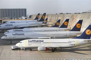 Hãng Lufthansa thiệt hại nặng nề bởi cuộc đình công của các tiếp viên