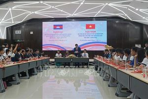 Vai trò nhà báo trẻ và thanh niên thúc đẩy tình hữu nghị Việt Nam - Campuchia