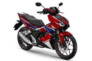 Cận cảnh Honda Winner X phiên bản mới vừa ra mắt tại Việt Nam, cạnh tranh với Yamaha Exciter