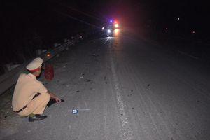 Lái xe bỏ trốn sau khi gây tai nạn làm 2 người nguy kịch