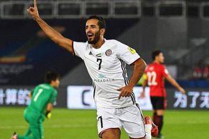 UAE nhận tin dữ trước trận đấu với tuyển Việt Nam