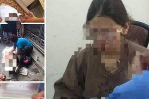 Nghi án nữ sinh viên bỏ thi thể con sơ sinh trong thùng rác ở Hà Nội