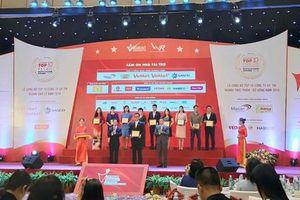 Công bố top 500 doanh nghiệp lợi nhuận tốt nhất Việt Nam 2019