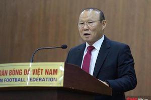 Nhận lương cực khủng, HLV Park Hang Seo đi vào lịch sử bóng đá Việt Nam