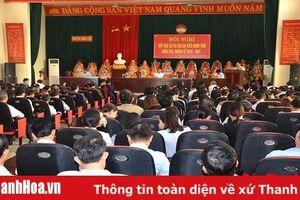 Đại biểu HĐND tỉnh tiếp xúc cử tri huyện Hậu Lộc