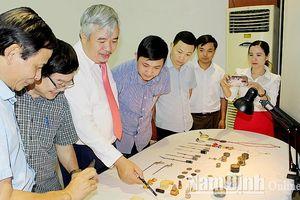 Nam Định: Phong trào sưu tầm, hiến tặng cổ vật