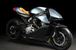 Aston Martin tiết lộ siêu mô tô AMB 001 khiến các tay chơi thèm khát