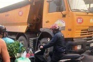 Đồng Nai: 'Hung thần' xe ben liên tiếp gây tai nạn trong khu dân cư