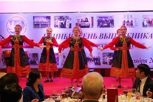 Cựu sinh viên tốt nghiệp các trường đại học Liên Xô và Nga - cầu nối hữu nghị hai nước