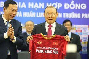 HLV Park Hang-seo đi vào lịch sử bóng đá Việt Nam nhờ mức lương cực khủng
