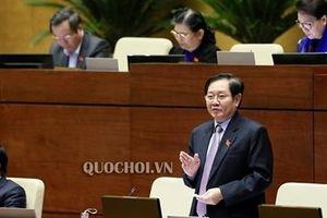Bộ trưởng Nội vụ nhận trách nhiệm vì chưa làm được 4/8 nhiệm vụ Thủ tướng giao