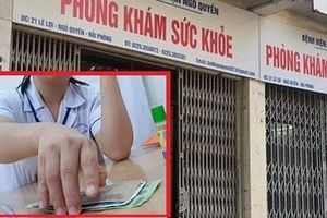 Kiểu khám bệnh kỳ lạ của bệnh viện ở Hải Phòng: Nhìn người ra kết luận sức khỏe