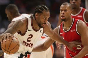 NBA 19-20: Bùng nổ ở hiệp 4, Kawhi Leonard giúp Los Angeles Clippers thoát thua trước Portland Trail Blazers