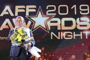 Park Hang-seo trở thành HLV xuất sắc nhất Đông Nam Á