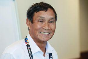HLV Mai Đức Chung muốn dành danh hiệu AFF Awards cho đồng nghiệp
