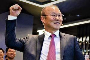 Báo Hàn tiết lộ HLV Park có thêm quyền lợi ở hợp đồng mới