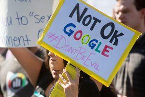 Sếp lớn tại công ty mẹ của Google bị điều tra tội quấy rối tình dục