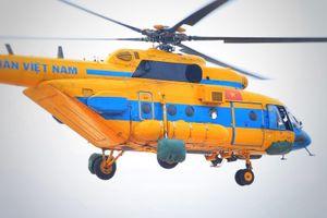 Diễn tập cấp cứu bệnh nhân bằng trực thăng ở TP.HCM