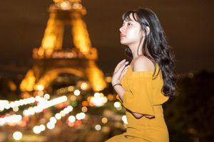 9X thực hiện giấc mơ Paris trong chuyến đi mùa thu
