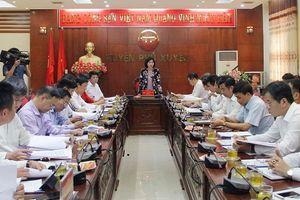 Phú Xuyên cần chú trọng công khai, tuyên truyền cho người dân hiểu khi lập, thực hiện quy hoạch