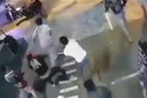 Đại ca Quân Xa lộ bị 20 người chém vì cái tát