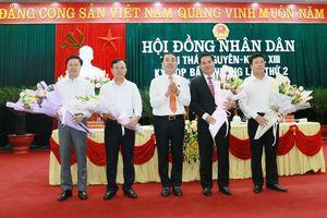 Phê chuẩn Phó Chủ tịch UBND tỉnh Thái Nguyên